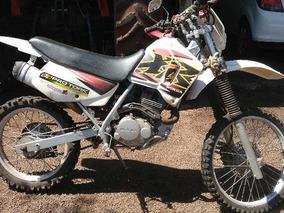 Honda Xr 200 - Branca