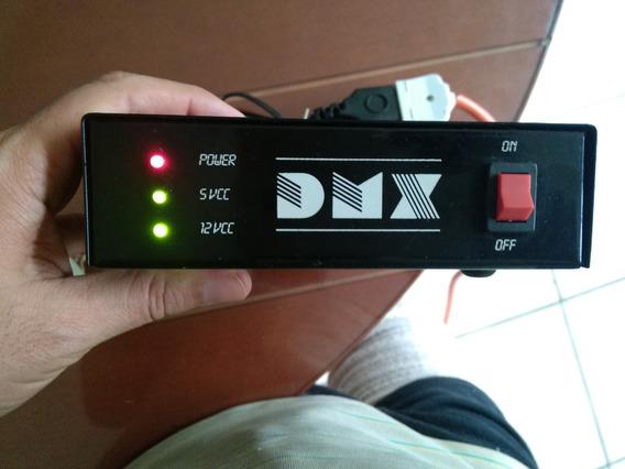 Fonte Dmx Original Para Drive De 51/4 Msx - Hotbit