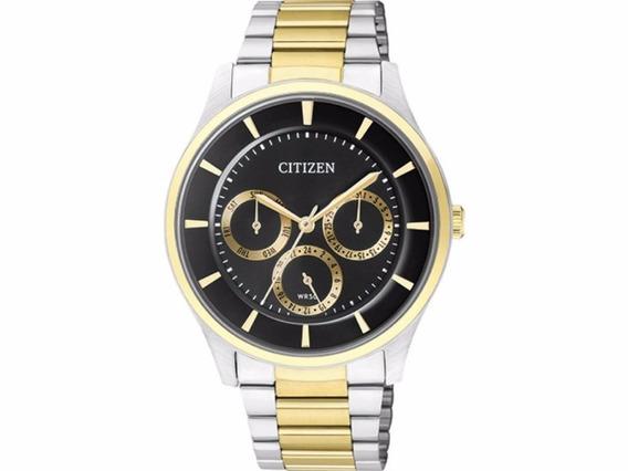 Relógio Citizen Masculino Tz20608p Ag8358 Misto Analogico