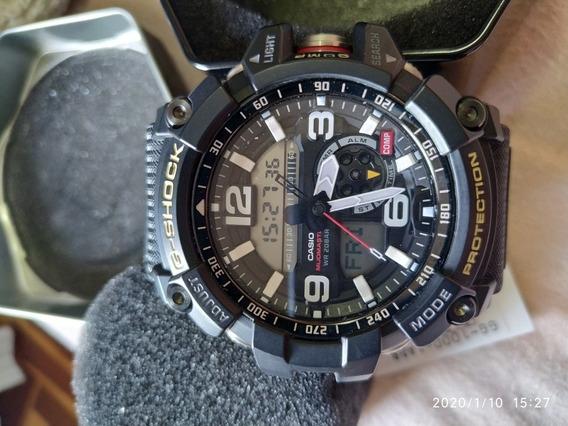 Relógio Casio G Shock Mudmaster Gg 1000- 1adr