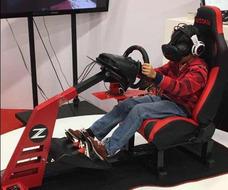 Alquiler De Simuladores Para Conducción Carro Carreras Play