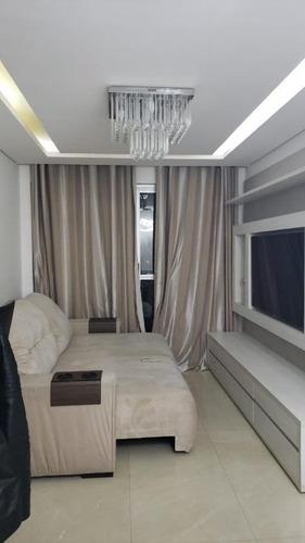 Apartamento À Venda, 58 M² Por R$ 520.000,00 - Carrão - São Paulo/sp - Ap6663