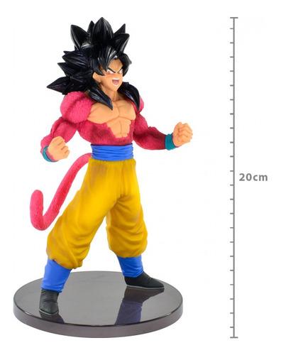 Action Figure Goku Super Saiyan 4 Dragon Ball Gt 34948.