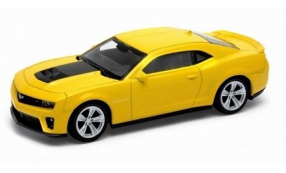 Chevrolet Camaro Zl1 1:43 Welly Ploppy 373307
