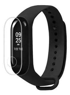 Mi Band 3 Xiaomi Relógio Smartwatch Português + Película
