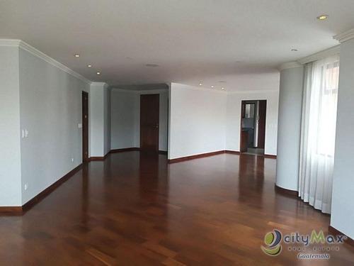 Vendo O Alquilo Apartamento En Zona 14  - Pma-038-08-16