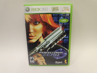 Perfect Dark Zero Xbox 360 Juegazo De Rare En The Next Level
