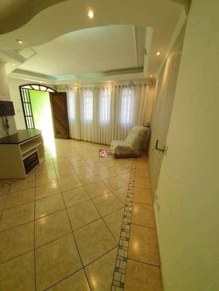 Lindo Sobrado Com 2 Dormitórios À Venda, 130 M² - Cidade Patriarca - São Paulo/sp - So2727