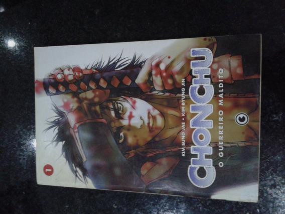 Chonchu O Guerreiro Maldito 01 - Conrad