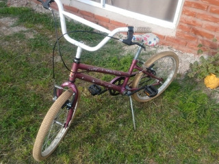 Bicicleta Usada Rodado 20 Cámaras A Reparar