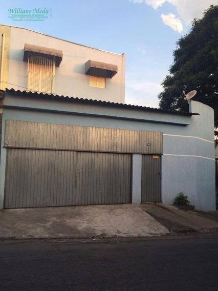 Sobrado Com 3 Dormitórios (1 Suíte) À Venda, 350 M² Por R$ 620.000 - Jardim Bom Clima - Guarulhos/sp - So0821