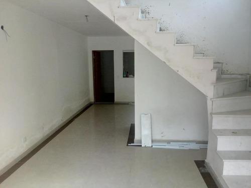 Sobrado Com 3 Dormitórios À Venda, 136 M² Por R$ 645.000 - Tremembé - São Paulo/sp - So1327