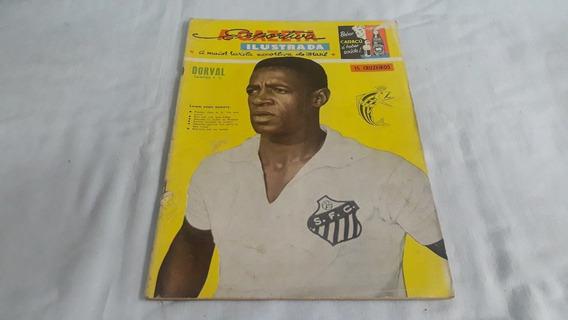 Gazeta Esportiva Ilustrada 190 Ago/61 Cruzeiro/dorval/sogipa