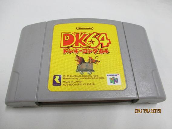Donkey Kong 64 - Original Japonês ( Ler Descrição)
