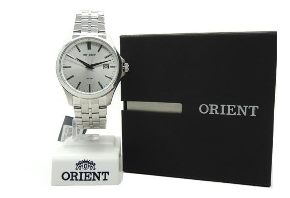 Relógio Orient Masculino - Mod: Mbss1332 S1sx - Nf + Gar