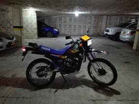 Yamaha Dt125 Negra