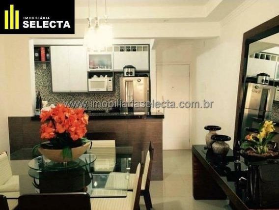 Apartamento Para Venda Próximo A Faceres, Famerp, Unip, Riopreto Shopping No Bairro Pinheiros Em São José Do Rio Preto - Sp - Apa3389