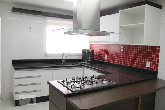 Apartamento No 5º Andar Mobiliado Com 3 Dormitórios E 2 Garagens - Id: 892986580 - 286580