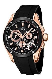 Jaguar Edicion Especial J691 1 Reloj De Cuarzo Para Hombre