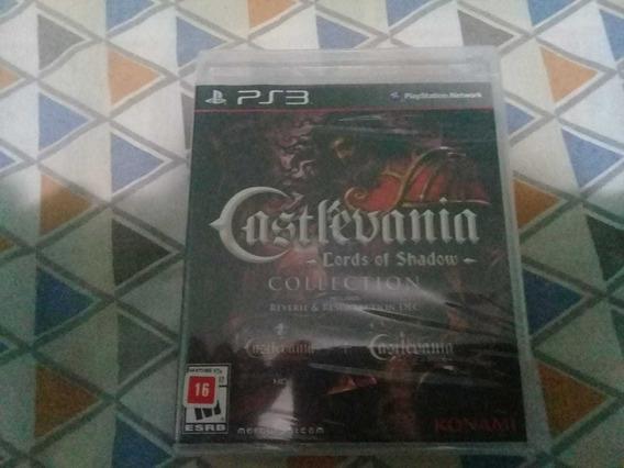 Castlevania Collection Lacrado Ps3