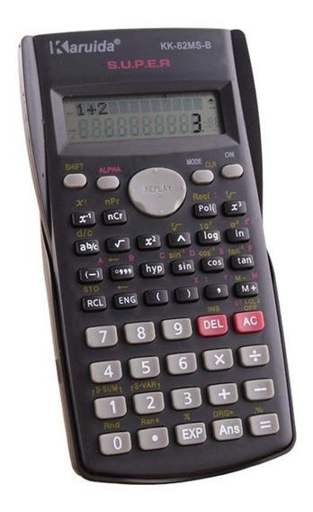 Calculadora Cientifica 240 Funciones Profesional Escolar