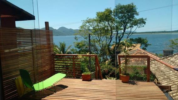 Casa Com 4 Dormitórios À Venda, 200 M² - Lagoa Da Conceição - Florianópolis/sc - Ca2075