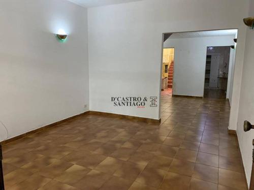 Sobrado À Venda, 115 M² Por R$ 560.000,00 - Vila Bertioga - São Paulo/sp - So0215