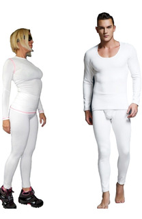 Calza Pantalon Primera Piel Dry Fit Termica Unisex Jeans710