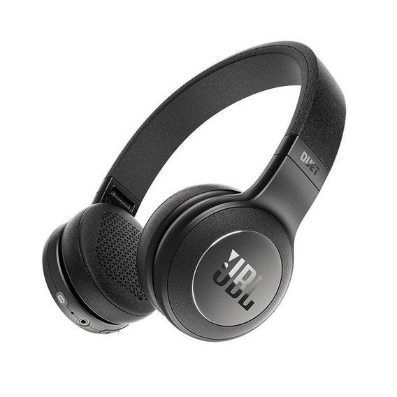 Headphone Jbl Duet Bluetooth Preto - Em Até 12x Sem Juros