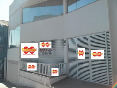 Salão Comercial - Centro - Sl0028