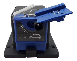 Afilador Electrico Kld Cuchillo Formon Mechas 3a13mm Afi2004