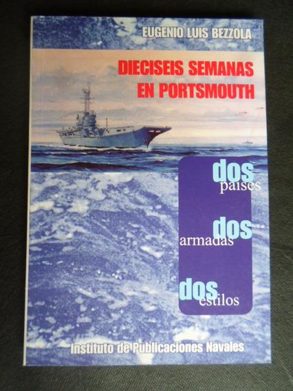 Livro Dezesseis Semanas Em Portsmouth
