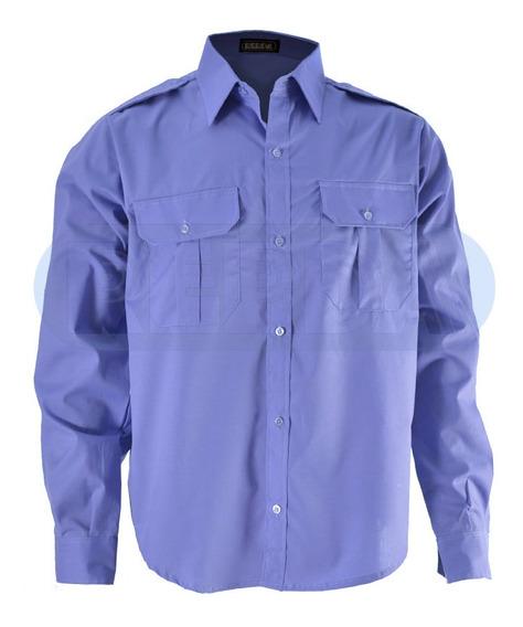 Camisa Manga Larga Cuello Corbata Rerda T:34-44