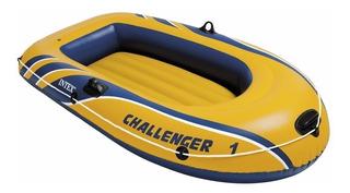 Lancha Inflable Intex Challenger 1