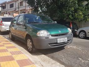 Renault Clio 1.0 Rl 5p Carro De Mulher!