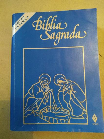 Bíblia Sagrada - Edição Da Família - Editora Vozes - 2004