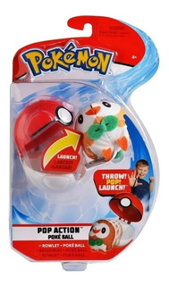 Pokemon De Tela Figura Soft + Pokebola Original Wicked Cool