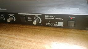 Crorus Ch Dd 400 Digital Deley Para Mesa De Som