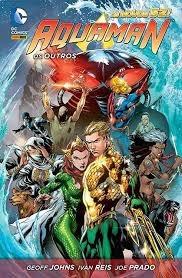 Hq - Aquaman Os Outros - Panini