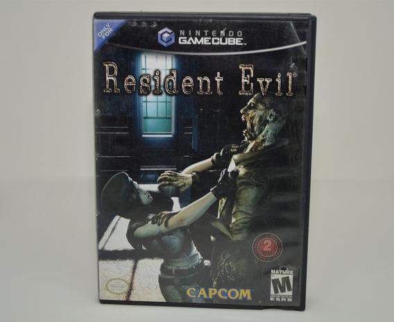 Resident Evil 1 Nintendo Gamecube Original Americano Cib