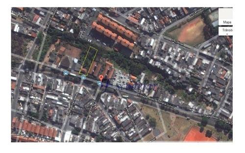 Terreno Residencial À Venda, Vila Nova Curuçá, São Paulo - Te0009. - Te0009