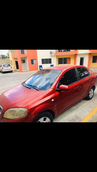 Chevrolet Aveo Gasolina