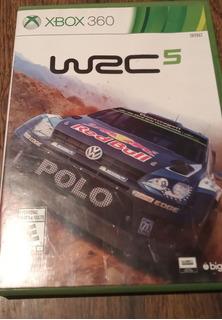Wrc 5 Rally Ntsc Fisico Xbox360 Original (ituzaingo)
