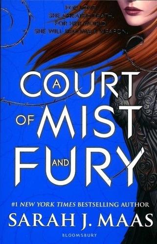 Court Of Mist And Fury - Maas Sarah J