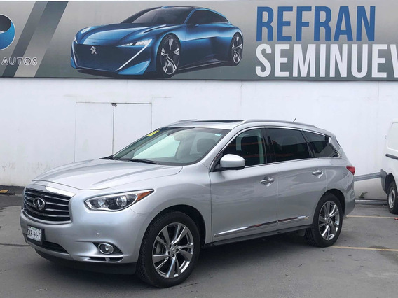 Infiniti Qx60 3.5 Seduction Mt 2014