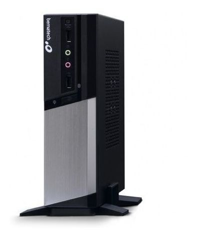 Computador Bematech Rc-8400 J1800 2.41ghz 500gb 2 Seriais