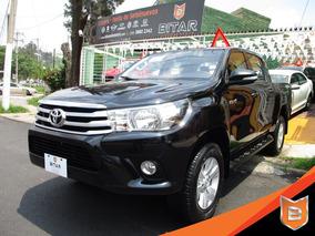 Toyota Hilux 2.7 Cabina Doble Sr Mt Mod 2017