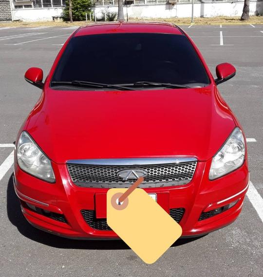 Chery Orinoco Motor 1.8 2012 Rojo 4 Puertas