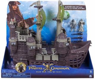 Piratas Del Caribe Barco Fantasma 40 Cm Silent Mary