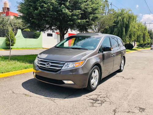 Imagen 1 de 15 de Honda Odyssey 2012 3.5 Touring Minivan Cd Qc Dvd At